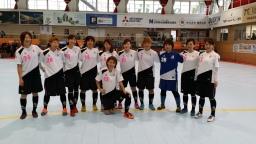 北海道女子フットサルリーグ セカンドステージ 第1節の案内