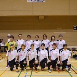 7/24(日)北海道女子フットサルリーグ1部 第4節の結果