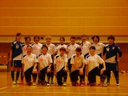10/23 北海道女子フットサルリーグ1部 2ndステージ 第1節