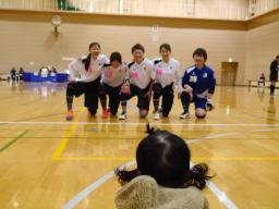 11/20 北海道女子フットサルリーグ1部 2ndステージ 第3節