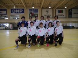 1/15(日)北海道女子フットサルリーグ1部 2ndステージ 第7節