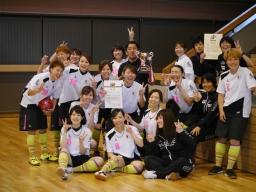 平成29年度 第16回北海道レディースフットサル大会兼第14回全日本女子フットサル選手権大会北海道予選結果