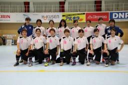 北海道女子フットサルリーグ 第4節の結果