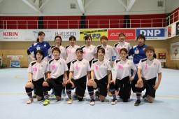 第8回北海道女子フットサルリーグ 開幕戦!
