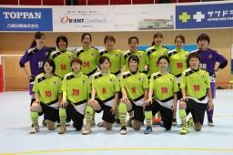 北海道女子フットサルリーグ1部 日程決定!