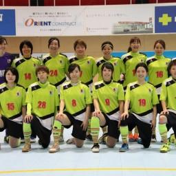 北海道女子フットサルリーグ 最終節の結果