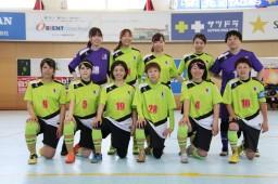北海道女子フットサルリーグ1部 第6節 結果