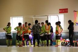 北海道女子フットサルリーグセカンドステージ第6節の結果