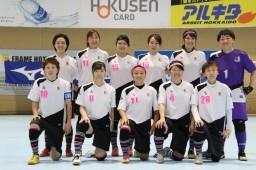 北海道女子フットサルリーグセカンドステージ第3節の結果