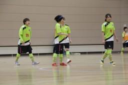 北海道女子フットサルリーグ セカンドステージ第2節のお知らせ